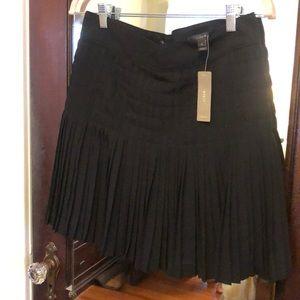NWT Jcrew Black Skirt